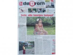 Artikel Weekblad De Drom