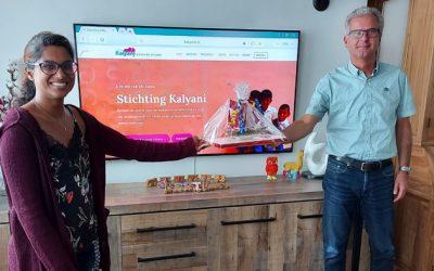 Stichting Kalyani bedankt Welwonen