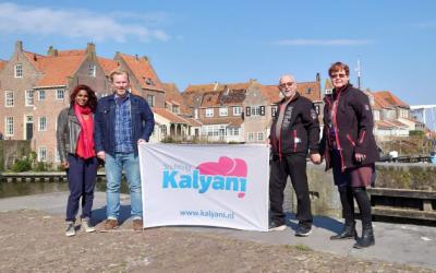 Stichting Kalyani bestaat 10 jaar