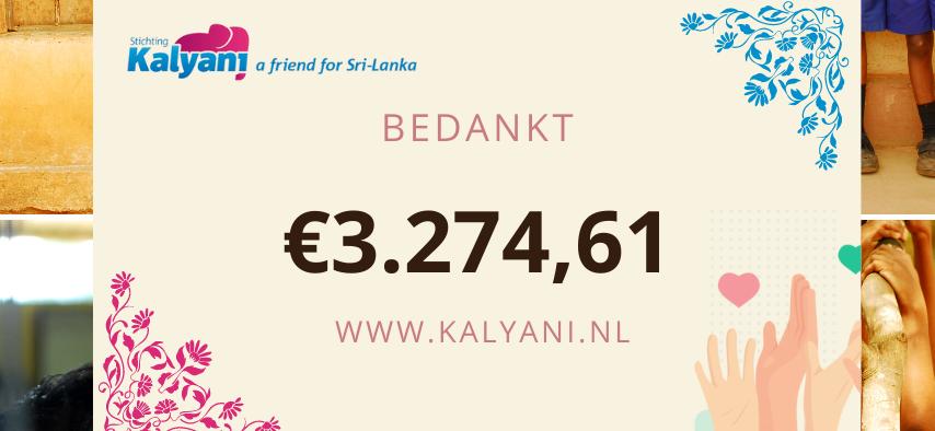 Stichting Kalyani Collecteweek